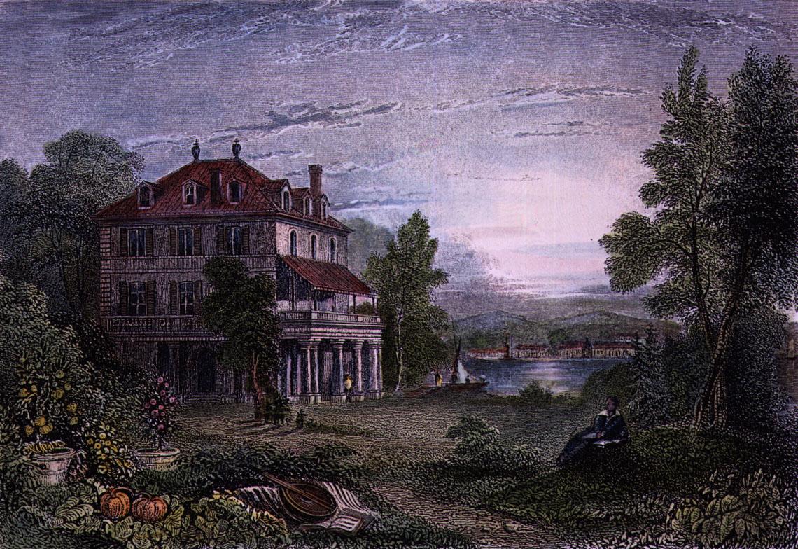 La villa degli orrori